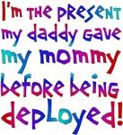 I'm the present