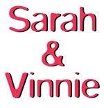 Sarah & Vinnie