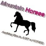 Mtn Horses - JAH
