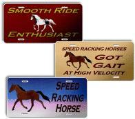Aluminum License Plates