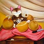 CAT ART PARODY!