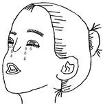 Kathlean - Sketched Image
