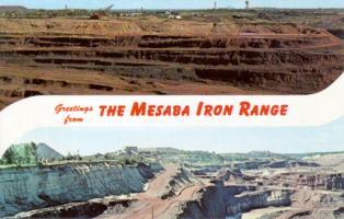 Greetings from the Mesaba Iron Range