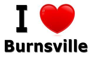 I Love Burnsville Minnesota