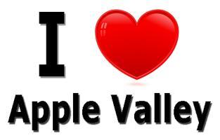 I Love Apple Valley