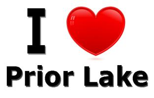 I Love Prior Lake Minnesota