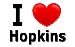 I Love Hopkins Minnesota