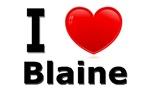 I Love Blaine Minnesota Shop