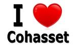 I Love Cohasset Minnesota