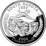 South Dakota Quarter
