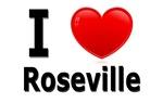 I Love Roseville Shop