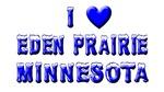 I Love Eden Prairie Winter Shop