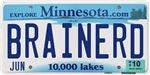 Brainerd License Plate Shop