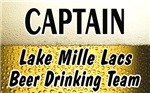 Mille Lacs Beer Drinking Team Shop
