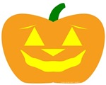 Smiling Pumpking Halloween T-shirts & Gifts