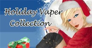 Holiday Vaper Collection Section