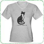 Love My Tuxedo Cat T-Shirts