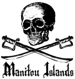 Manitou Islands Pirate