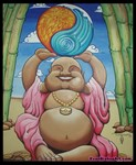 Jolly Buddha