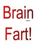 Brain Fart! red