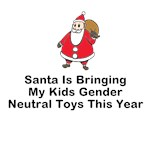 Santa's Gender Neutral