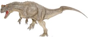 Ceratosaurus Dinosaur Design
