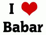 I Love Babar