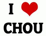 I Love CHOU