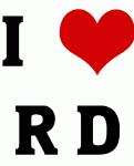 I Love R D