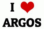 I Love ARGOS