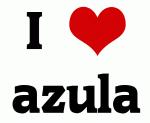I Love azula