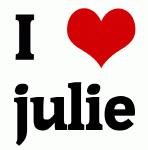 I Love julie