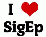 I Love SigEp