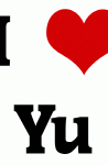 I Love Yu