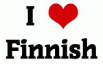 I Love Finnish