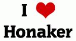 I Love Honaker