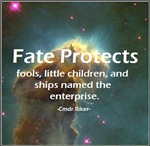 Star Trek fate protects