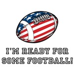 I'm ready for some football!