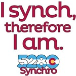 I synch, therefore I am.