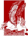Rusty Diamond Pegasus