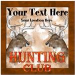 Custom Hunting Club