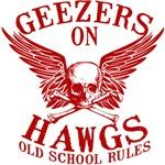 Geezers on Hawgs