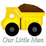 Our Little Man Dump Truck