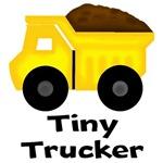 Dump Truck Tiny Trucker