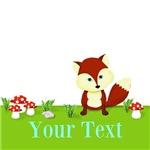 Personalizable Fox