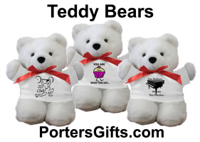 Teddy Bears, Cows, Bunnys: Sports, Fitness, Dance,
