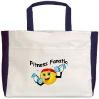 Tote Bags & Gym Bags: Sports, Fitness, etc.