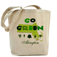 Go Green by Massachusetts Town