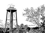 Conway Watertower Sketch