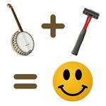 Banjo Sledge